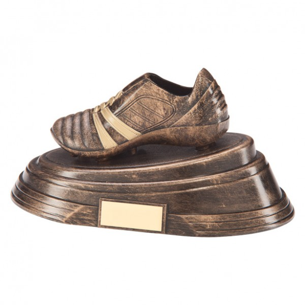 Agility Boot Football Award - Soccer Award PA17159