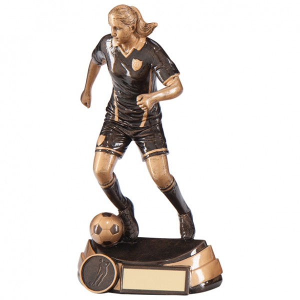 Marauder Female Football Award - Ladies Soccer RF17046